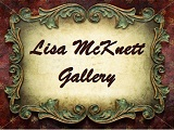 Lisa McKnett Gallery Logo